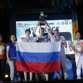 🏆1 место на соревнованиях на Филиппинах!🏆